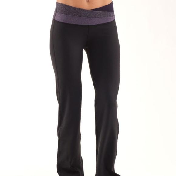 e038a0c17e lululemon athletica Pants - Lululemon Astro Groove Pant Herringbone 6 Tall